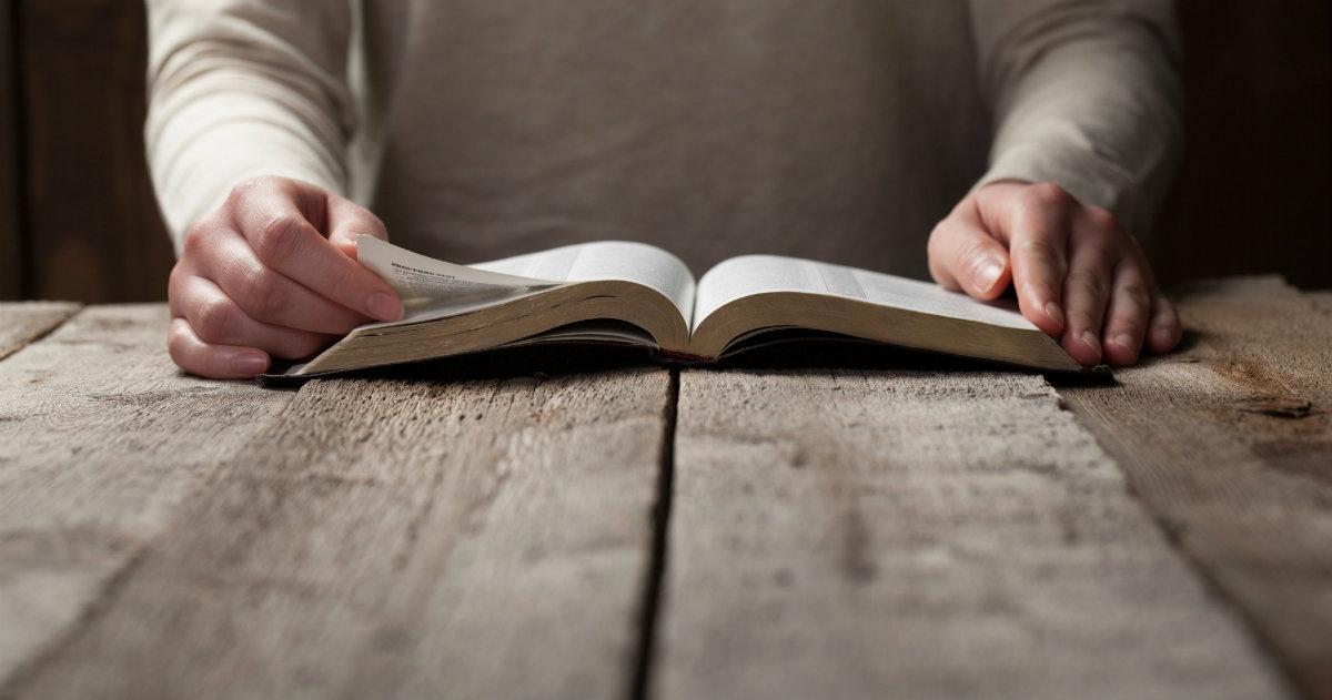 A Bíblia tem todas as respostas
